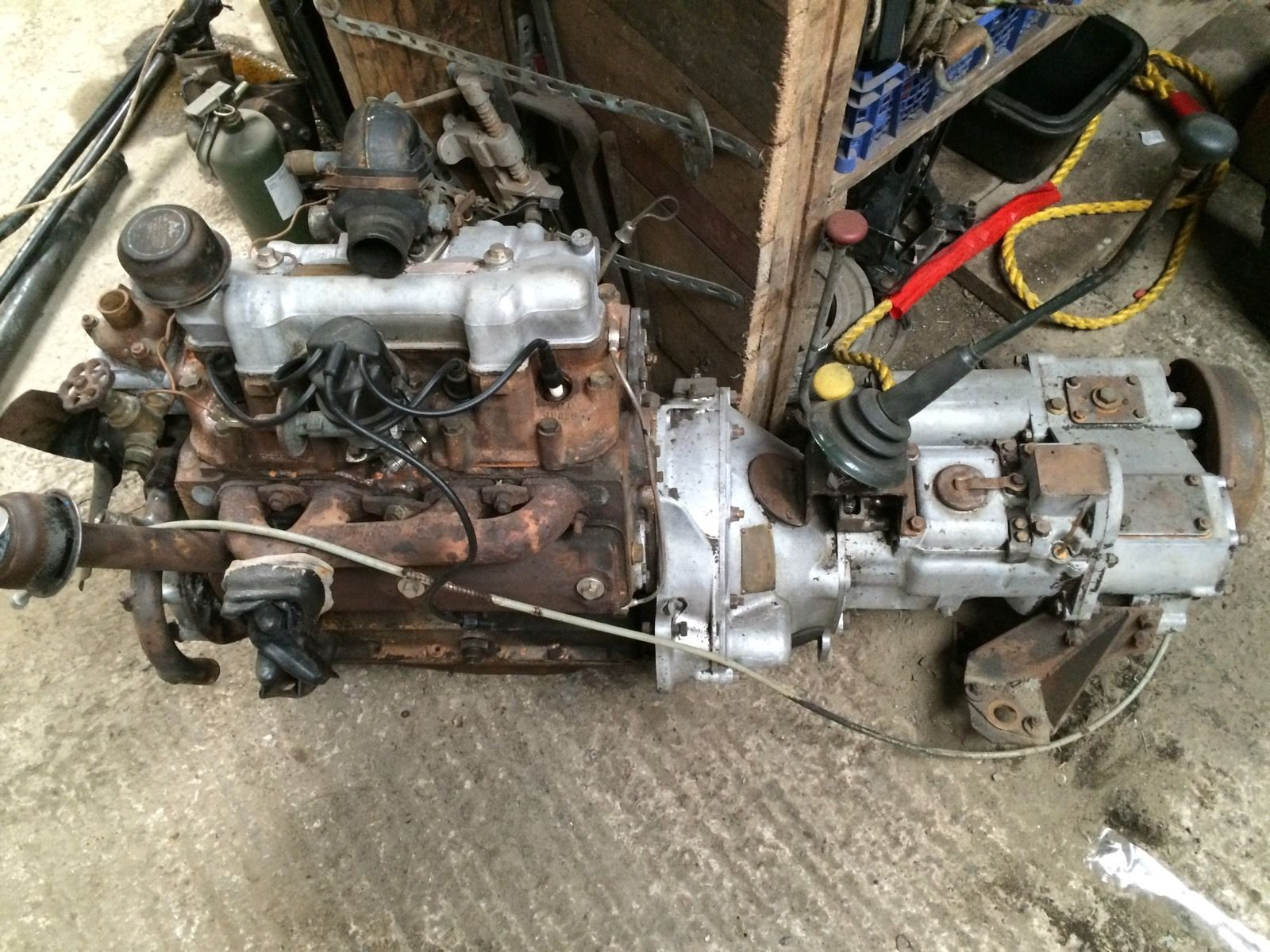 live british just with july ebay watch range restoration landrover rover motors to silverstone be parts at in restored from land